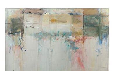 """Joan Goldsmith - """"Passage in Pale Square"""""""