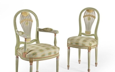 LOUIS STYLE CHAIR AND ARMCHAIR XVI
