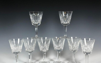 Set of Eight Waterford Colleen Stems