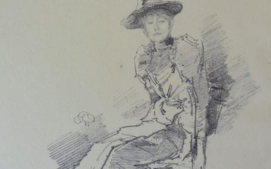 The Winged Hat, 1890