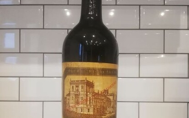 1925 Chateau Ducru Beaucaillou - Saint-Julien 2éme Grand Cru Classé - 1 Bottle (0.75L)