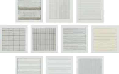 Agnes Martin, Paintings and Drawings 1974-1990
