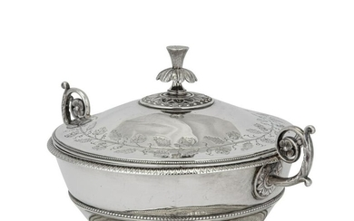An early 19th century French 950 standard silver