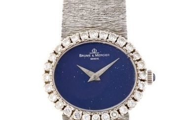 Baume & Mercier - full gold 18 kt - 38310 T - Women - 1960-1969