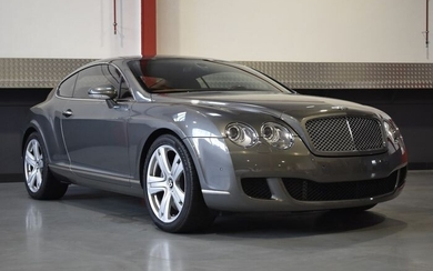 Bentley - Continental GT Mulliner Coupe 6,0L W12 - NO RESERVE - 2009