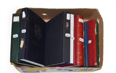 Box Albums and Stock books details as follows. Albums Pitcairn...