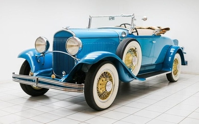 Chrysler - 75 Roadster - 1929