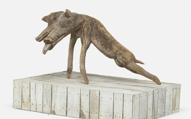 Folk Art, Untitled (two-headed dog)