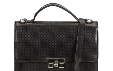 Gucci - Leather Business Bag Business Bag