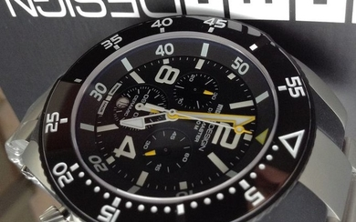 Momo - Dive Master Chronograph Swiss Made Ronda 5030D _New - Men - 2019