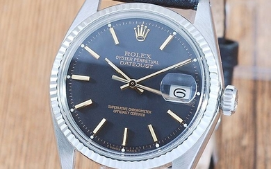 Rolex - Oyster Perpetual Datejust- 1601 - Men - 1970-1979