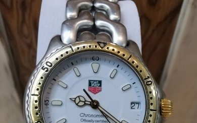 TAG Heuer -Chonometer Officially certified- S 87.813 E - Men - 1995