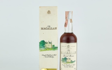 The Macallan Easter Elchies Special Reserve 43.0 ABV NV (1 BT)