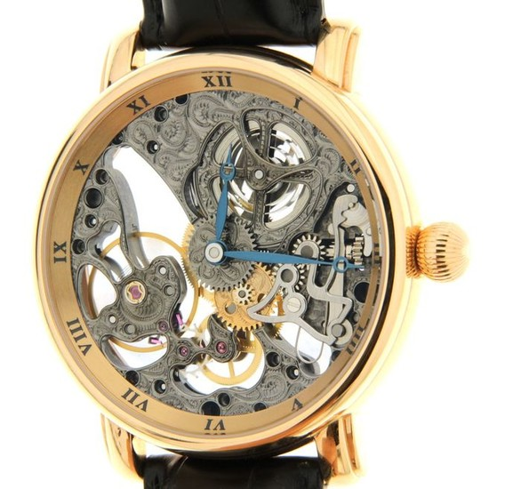 Ulysse Nardin - Maxi Skeleton - 3012-200 - Men