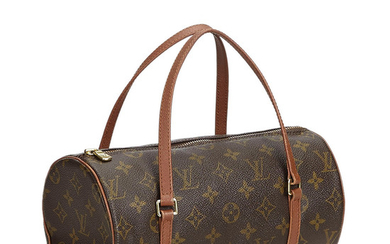 "VÄSKA, ""Monogram Papillon 26"", Louis Vuitton."