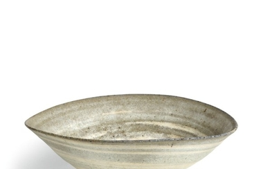 DAME LUCIE RIE   LARGE FLARING BOWL