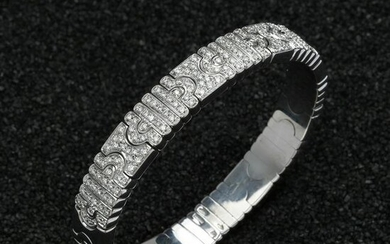 DIAMOND BANGLE PARENTESI, BULGARI