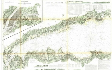 Eastern Part of Long Island Sound | Middle Part of Long