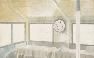 Eric Ravilious (1903-1942), The Operations Room