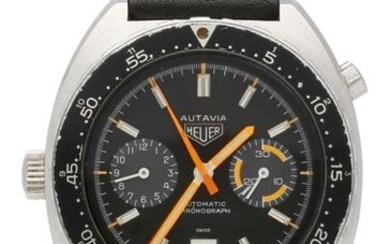 HEUER Autavia men's wristwatch