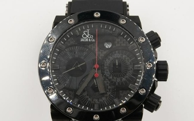 Jacob and Co Black Watch