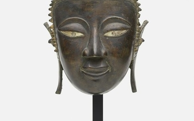 Lao, fragment of a Buddha head