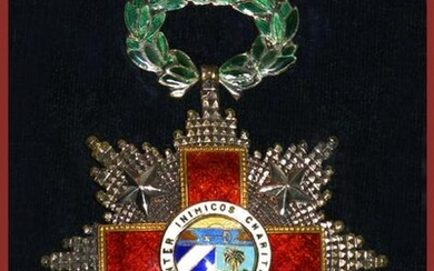 McNamara's Ornate Order of the Cuban Red Cross