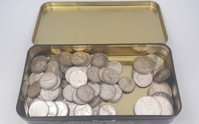 lot of silver pieces including