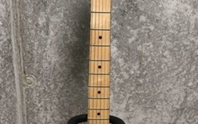 Squier - by FENDER - white Telecaster - Electric guitar - China - 2006
