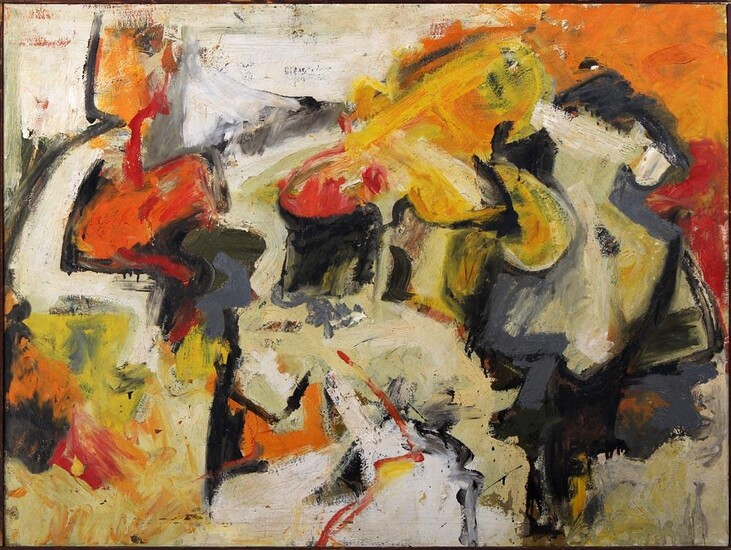 Abstract composition, 1958. FR3SH.