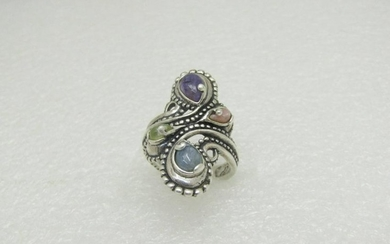 Carolyn Pollack Relios Windsong Ring, Multi-Stone