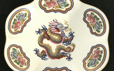 ELIZABETH ARDEN CHINOISERIE COLLECTION Plate