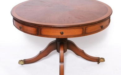English George III Manner Center Table