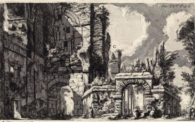 Giovanni Battista Piranesi (1720 1778)
