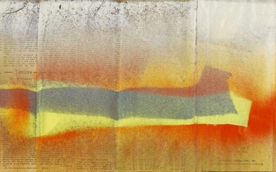 Hans Richter, German 1888 -1976- Variation sur...
