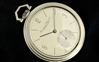 IWC - International Watch Co Schaffhausen Pocket Watch - Men - 1901-1949