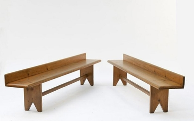 Italy , 4 benches, 1950s