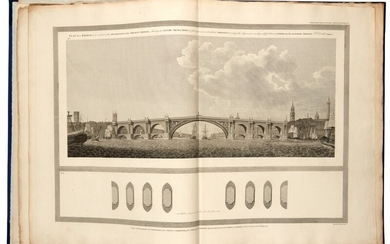 LONDON |The several plans and drawings ... in the Third Report ... upon the improvement of the Port of London, 1800