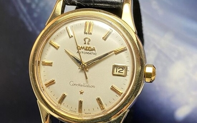 Omega - Constellation- 2943 1 SC - Men - 1960-1969