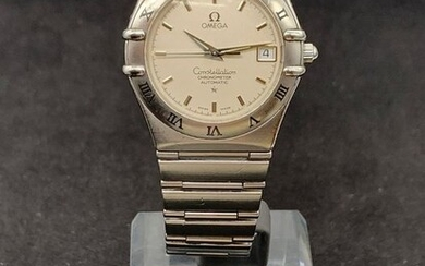 Omega - Constellation Chronometre Automatik Date - Men - 2000-2010