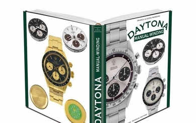 Rolex - DAYTONA MANUAL WINDING book by Guido Mondani - Unisex - 2011-present