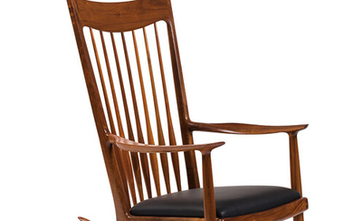 Sam Maloof: Rocking chair