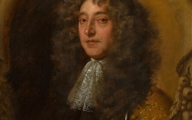 Sir Peter Lely, Portrait of George Villiers, 4th Viscount Grandison of Limerick (1618-99)