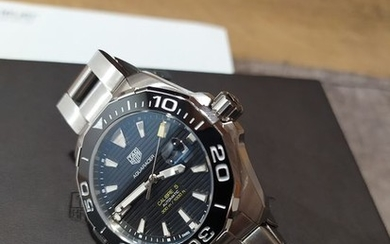 "TAG Heuer - Aquaracer 300m Calibre 5 ""NO RESERVE PRICE"" - Ref. WAY201A.BA0927- Men - 2019"