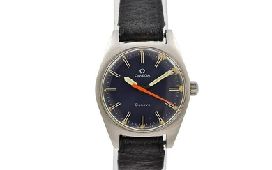 Vintage Omega Geneve Cal.630 Manual Wind Stainless