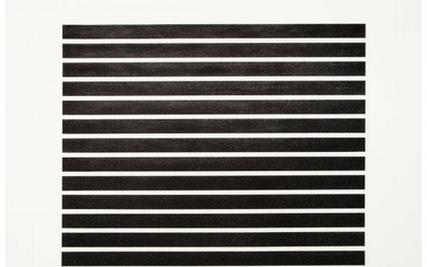 65046: Donald Judd (1928-1994) Untitled, 1980 Aquatint
