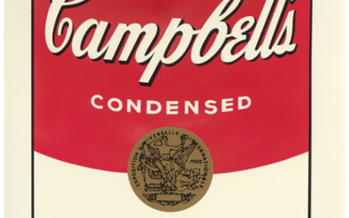 Andy Warhol (1928-1987), Onion, from Campbell's Soup I (1968)