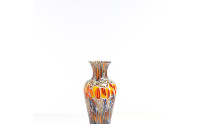 Barovier and Toso (XX), attributed to Vase Blown glass Creation date: circa 1940 H34×Ø13cm