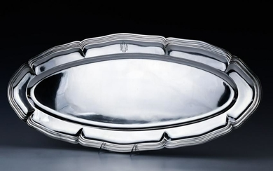 """Christofle French Silver Plated 29"""" Fish Platter"""