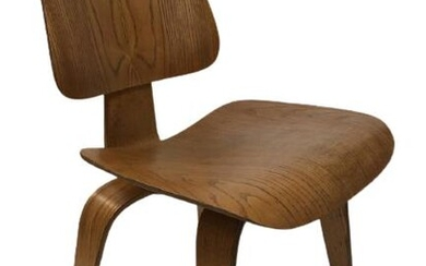 """MID MOD CHARLES EAMES HERMAN MILLER DCW CHAIR 29"""""""